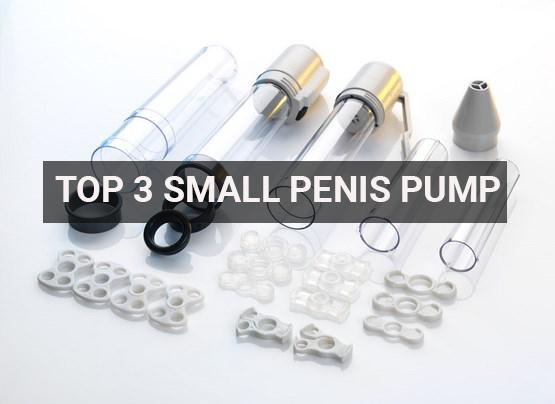 Top 3 Small Penis Pump