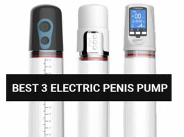 Best 3 Electric Penis Pump