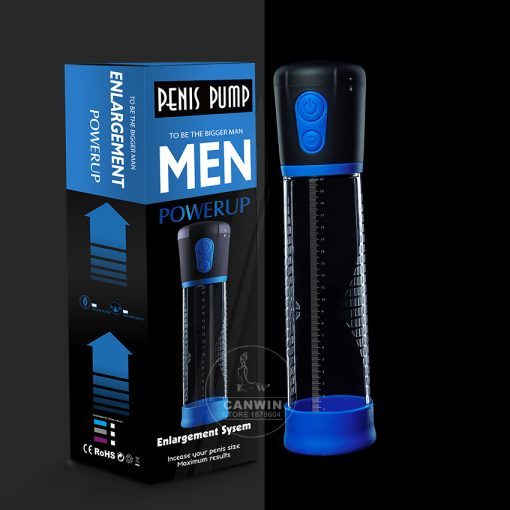 Canwin Electric Penis Pump Review